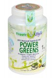 Power Greens - Proteina + Superfood gusto Vaniglia