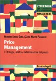 Price Management. Vol. 1: Strategia, Analisi e Determinazione del Prezzo - Libro