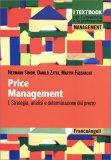 Price Management. Vol. 1: Strategia, Analisi e Determinazione del Prezzo — Libro
