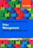 Price Management. Vol. 2: Strumenti Operativi e Applicazioni Settoriali. - Libro