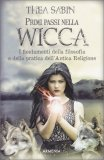 Primi Passi nella Wicca - Libro