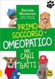 Primo Soccorso Omeopatico per Cani e Gatti — Libro