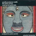 The Prince of Love - Vocal Art of North India  - CD