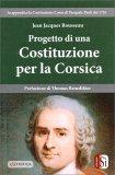 Progetto di una Costituzione per la Corsica — Libro