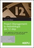 Project Management: la Metodologia dei 12 Step