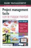 Projet Management Facile con le Mappe Mentali - Libro