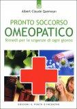 Pronto Soccorso Omeopatico  - Libro