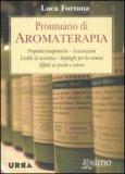 Prontuario di Aromaterapia — Libro
