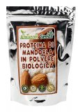 Proteine di Mandorla in Polvere Biologica