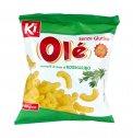 Olé Snack - Cornetti di Mais al Rosmarino Bio