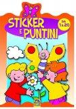 Puntini 2 - Con Stickers Colorati  - da 1 a 20 Puntini