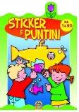 Puntini 3 - Con Stickers Colorati  - da 1 a 30 Puntini