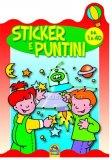 Puntini 4 - Con Stickers Colorati  - da 1 a 40 Puntini