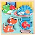 Puzzle - Animali Domestici