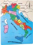 Puzzle dei Paesi - Italia