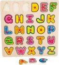 Puzzle di Legno - ABC