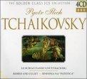 Pyotr Ilyich Tchaikovsky - 4 CD