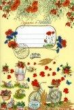 Quaderni da Zaino - Papaveri e Fiordalisi