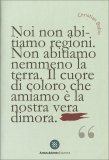 """Quadernino """"Noi non abitiamo Regioni"""" — Quaderno"""
