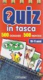 Quiz in Tasca 10-11 Anni