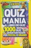 Quizmania - Il Libro dei Quiz -  Libro