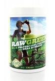 Raw Green - Mix di Polveri 100% Vegetali con Erba di Grano
