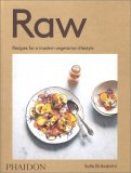 Raw - Recipes for a Modern Vegetarian Lifestyle — Libro