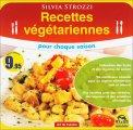 Recettes Vegetariennes  - Libro
