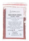 Red Iron Oxide Scuro Dark in Polvere - Colore per Cosmetico