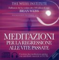 Meditazioni per la Regressione alle Vite Passate — Audiolibro CD Mp3
