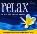 Relax - Let Go of Stress Easily and Naturally - CD