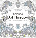 Relaxing Art Therapy - Libro