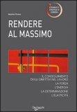 Rendere al Massimo