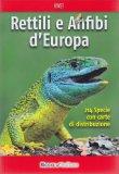 Rettili e Anfibi d'Europa - Libro