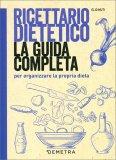 Ricettario Dietetico - Libro