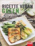 Ricette Vegan Green - Libro