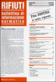 Rifiuti - Bollettino di Informazione Noramtiva n.178 - Novembre 2010
