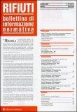 Rifiuti - Bollettino di Informazione Noramtiva n.180-181 - Gennaio-febbraio 2011