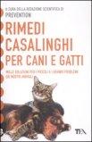 Rimedi Casalinghi per Cani e Gatti — Libro