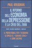 Il Ritorno dell'Economia della Depressione e la Crisi del 2008