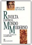 Rivolta Contro il Mondo Moderno — Libro