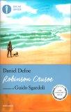 Robinson Crusoe — Libro
