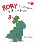 Rory il Dinosauro e il suo Papà - Libro