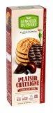 Frollini alle Castagne Ricoperti di Cioccolato Fondente - Plaisir Chataigne