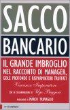 Sacco Bancario - Libro