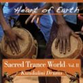 Sacred Trance World - Vol. II - Kundalini Drums  - CD