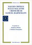 Saggio Critico sulle Malattie Croniche di Samuel Hahnemann