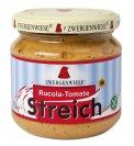 Salsa alla Rucola e Pomodoro - Rucola-Tomate Streich