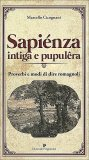 Sapiénza Intiga e Pupulêra - Libro