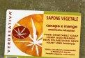 Sapone Vegetale Canapa e Mango - 100 g